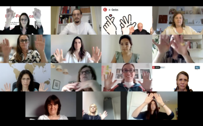 Speed Networking en el Afterwork de Barcelona Activa